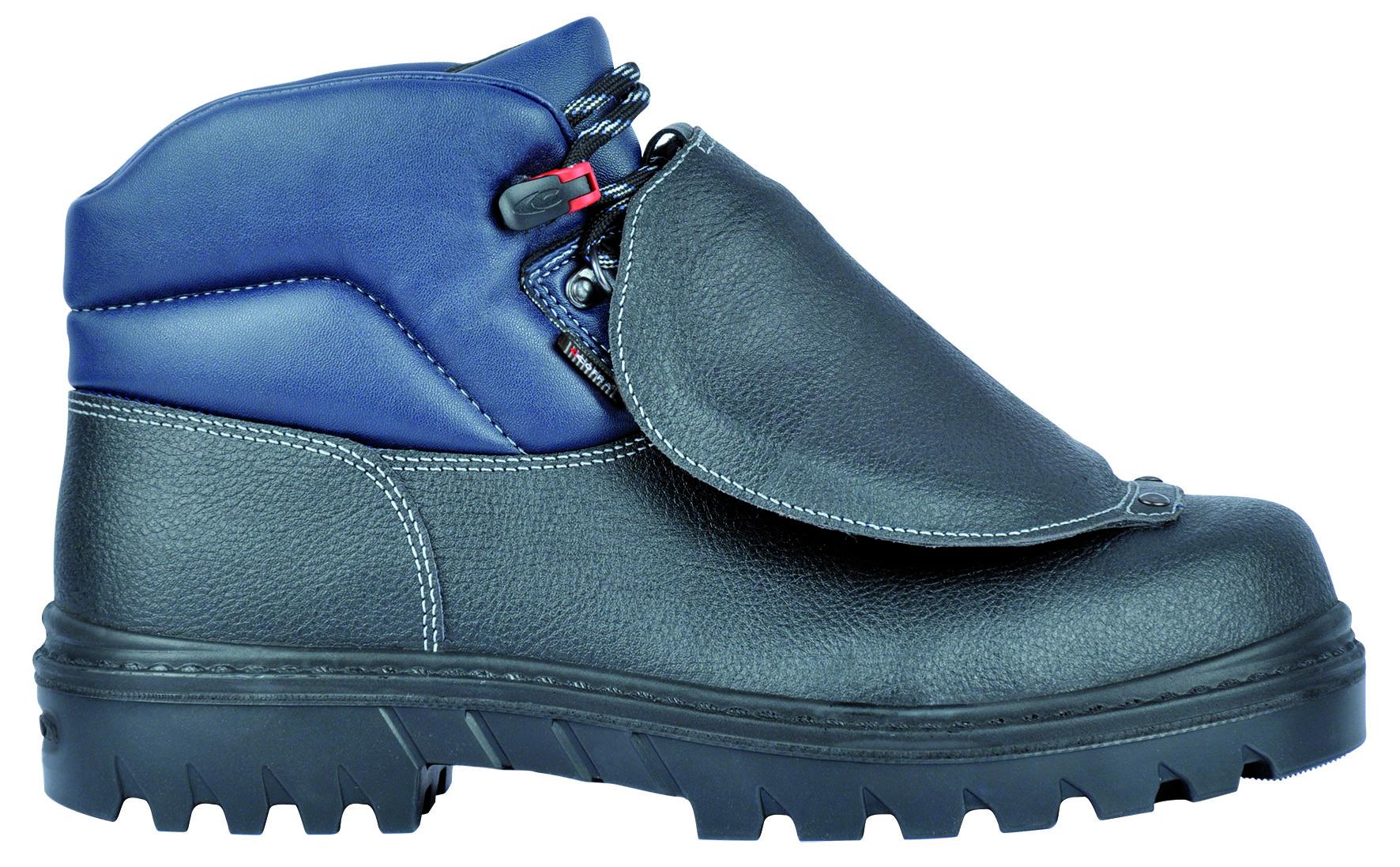 COFRA Spezial Arbeits Berufs Sicherheits Schuhe, PROTECTOR BIS S3 M HRO SRC
