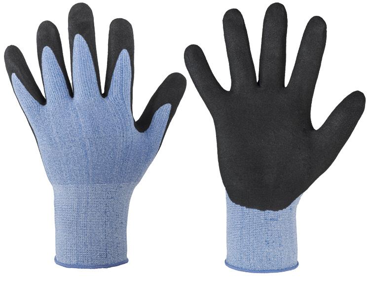 8 STRONGHAND Handschuh Portland Nitril Gr Bekleidung & Schutzausrüstung Airsoft