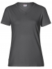 KÜBLER-Workwear-Damen-T-Shirts, 160 g/m², anthrazit