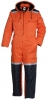 HAVEP-Warnschutz, Overall, 240 g/m², orange/marine