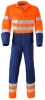 HAVEP-Warnschutz, Overall, 290 g/m², marine/fluor-orange