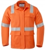 HAVEP-Warnschutz, Warn-Langjacke, 280 g/m², orange