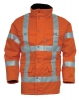 HAVEP-Warnschutz-Parka, 240 g/m², fluor-orange