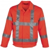 HAVEP-Warnschutz-Blousonjacke, 290 g/m², fluor-orange