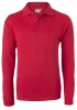 HAVEP-Polo-Pullover, 280 g/m², rot