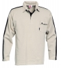 HAVEP-Polo-Pullover, 320 g/m², sand