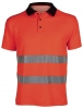 HAVEP-Warnschutz, Polo-Shirt, 185 g/m², fluor-orange