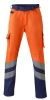HAVEP-Warnschutz-Bundhose, 290 g/m², fluor-orange/marine