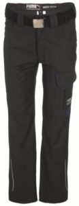 WATEX-PUMA-Workwear-Bundhose, male, 245 g/m², anthrazit/blau