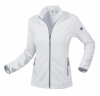 BP-Damen-Fleecejacke, 275 g/m², weiß