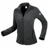 BP-Damen-Fleecejacke, 275 g/m², anthrazit