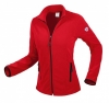 BP-Damen-Fleecejacke, 275 g/m², rot
