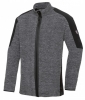 BP-Herren-Fleecejacke, BPlus Modern Stretch, space weiß