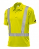 BP-Warnschutz, Warn-Polo-Shirt Hi-Vis Protect warngelb