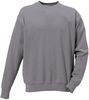ROFA-SJ-Sweat-Shirt, ca. 300 g/m², grau