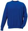 ROFA-SJ-Sweat-Shirt, ca. 300 g/m², kornblau