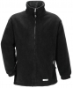 PLANAM Winter-Fleece-Jacke Stream schwarz/anthrazit