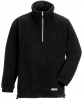 PLANAM Fleece-Troyer Relax schwarz/anthrazit