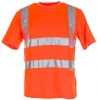 PLANAM Warnschutz, Warn-T-Shirt uni orange
