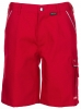 PLANAM-Workwear, Arbeits-Berufs-Shorts, MG Canvas 320, rot/rot
