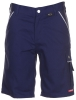 PLANAM-Workwear, Arbeits-Berufs-Shorts, MG Canvas 320, marine/marine
