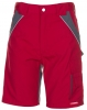 PLANAM Arbeits-Berufs-Shorts, MG Plaline rot/schiefer