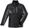 PLANAM-Winter-Jacke, Highline, schwarz/schiefer/zink