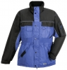 PLANAM Winter-Parka Dust royalblau/schwarz
