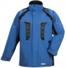 PLANAM Winter-Parka, Space blau/schwarz/grau