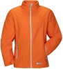 PLANAM Fleece-Jacke Retro orange