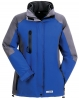 PLANAM Damen-Winter-Jacke Shape blau/grau