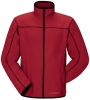 PLANAM Fleece-Jacke Inuit, rot