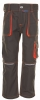 PLANAM-Junior Bundhose, 260 g/m², oliv/orange