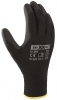 BIG-TEXXOR-Polyester Strick-Arbeits-Handschuhe