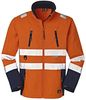 BIG-TEXXOR 4-Protec Warnschutz- Softshell-Warn-Jacke Pittsburgh 3471