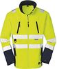 BIG-TEXXOR 4-Protec Warnschutz- Softshell-Warn-Jacke Pittsburgh 3476