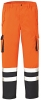 BIG-4-Protect-Warnschutz, 4-Protec Warnschutz-Bundhose, Warn-Hose,  Baltimore  3491 warnor