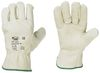 F-STRONGHAND-Winter-Rindnappaleder-Arbeits-Handschuhe Spa-Driver