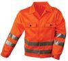 F-SAFESTYLE Warn-Schutz-Jacke Alois orange
