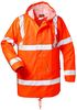 F-NORWAY-Warnschutz, PU-Warn-Jacke `FINN` orange