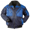 F-NORWAY Winter-Piloten-Berufs-Jacke, VEGA, marine/royal