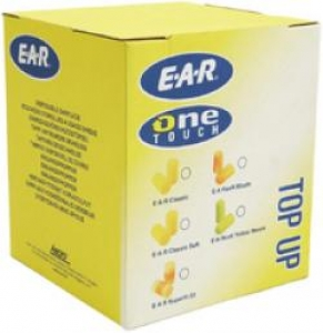 3M-E-A-R SOFT Yellow Neons Top-Up für One-Touch-Spender, Pkg. á 500 Paar