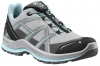 HAIX 330038-Damen-Arbeitshalbschuhe, BLACK EAGLE Adventure 2.1 GTXWs, LOW GREY/MINT, grau/grün