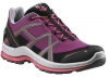 HAIX 330039-Damen-Arbeitshalbschuhe, BLACK EAGLE Adventure 2.1 GTXWs, LOW PURPLE/ROSE, lila/rosa
