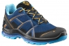 HAIX 330045-Arbeitshalbschuhe, BLACK EAGLE Adventure 2.1 GTX, LOW NAVY/ORANGE, blau/orange