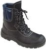 WORTEC Winter-Schn�rstiefel Scott S3 schwarz/blau