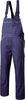 PIONIER-Workwear, Latzhose, ECO COLOUR, 245g/m², marine