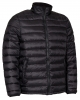 ELKA-Steppjacke, OUTDOOR, schwarz