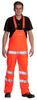 OCEAN Warnschutzlatzhose Comfort Stretch, orange