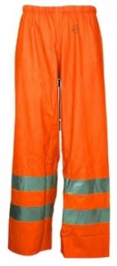 110 Neu Men's Accessories Provided Planam Arbeitshose Bundhose Warnschutz 2016 Orange/marine Gr